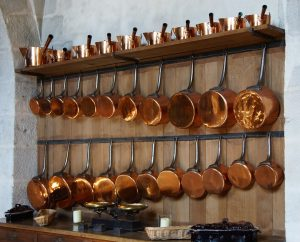 Copper Pan Benefits